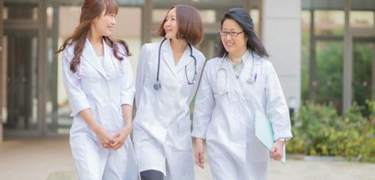 総合メディカルの「女性医師医療モール」構想