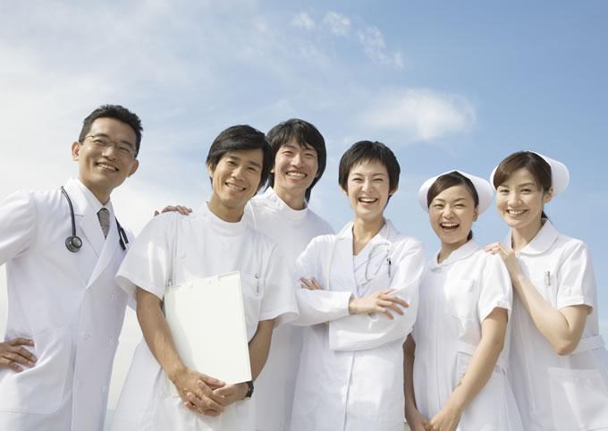 地域の開業医やスタッフと関係構築